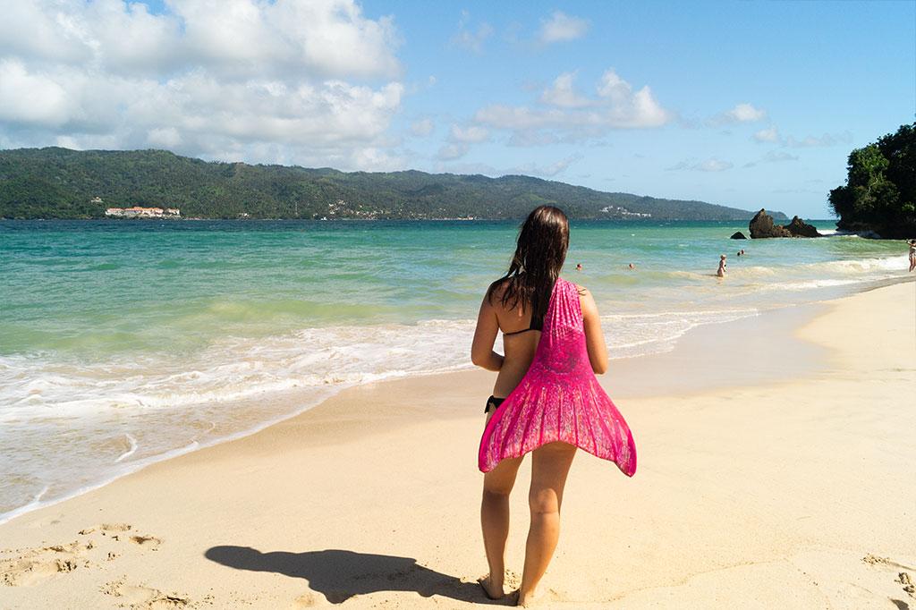 Ya puedes ser sirena en Punta Cana